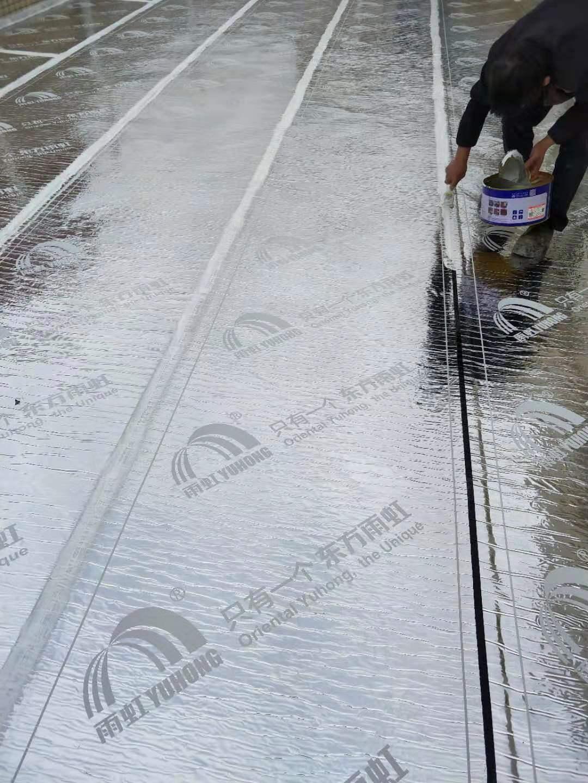 龍華郭嚇城中村防水改造工程