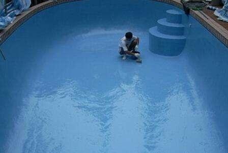 深圳游泳池防水