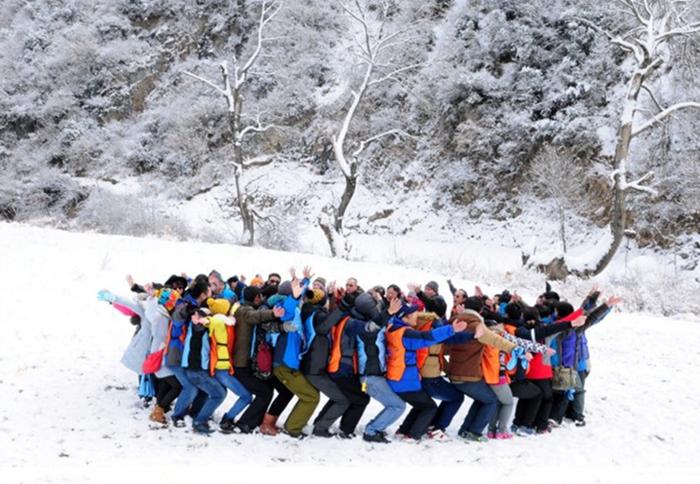 企业在冬季是否需要做拓展训练呢?