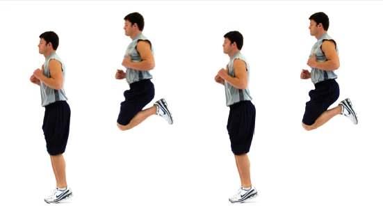 3种跳跃热身游戏规则介绍