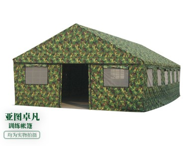 团级野外训练帐篷