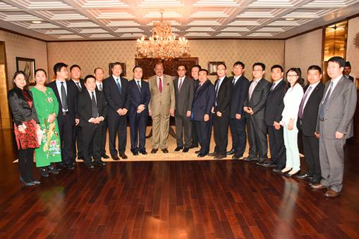 Mr. Song Weidong, Secretary General of CICPMC Visits Pakistan for Relevant Projects Communication
