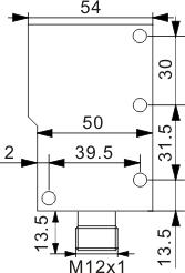 光电开关 Q80