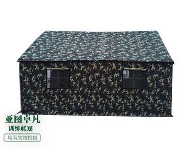 96型迷彩指挥帐篷