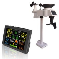 FT-0832 Color Display Professional Weather Station