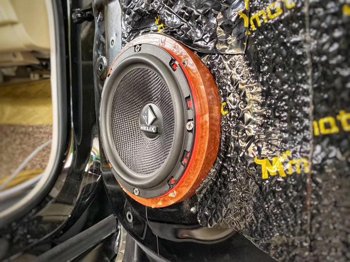不同凡响的音质魅力!日产途乐音响改装德国HELIX