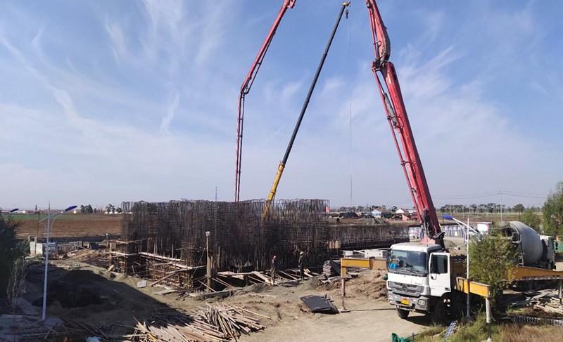 内蒙古fun88官网污水处理一期提标改造工程进度超前