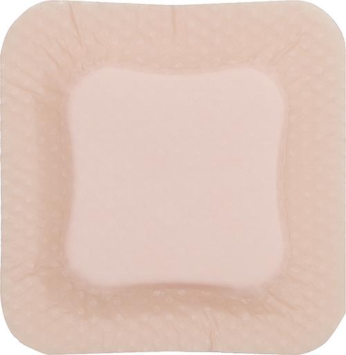Soft Silicone Adhesive Foam Dressing