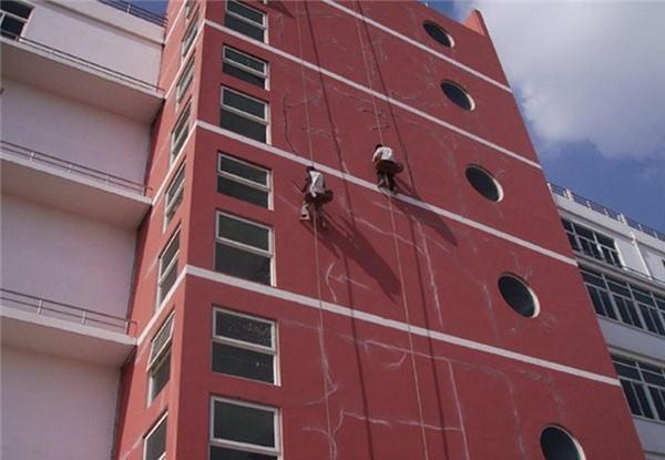 广州外墙防水