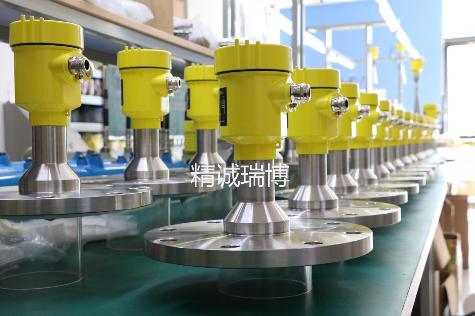 雷达液位计常规故障类型及日常维护手段