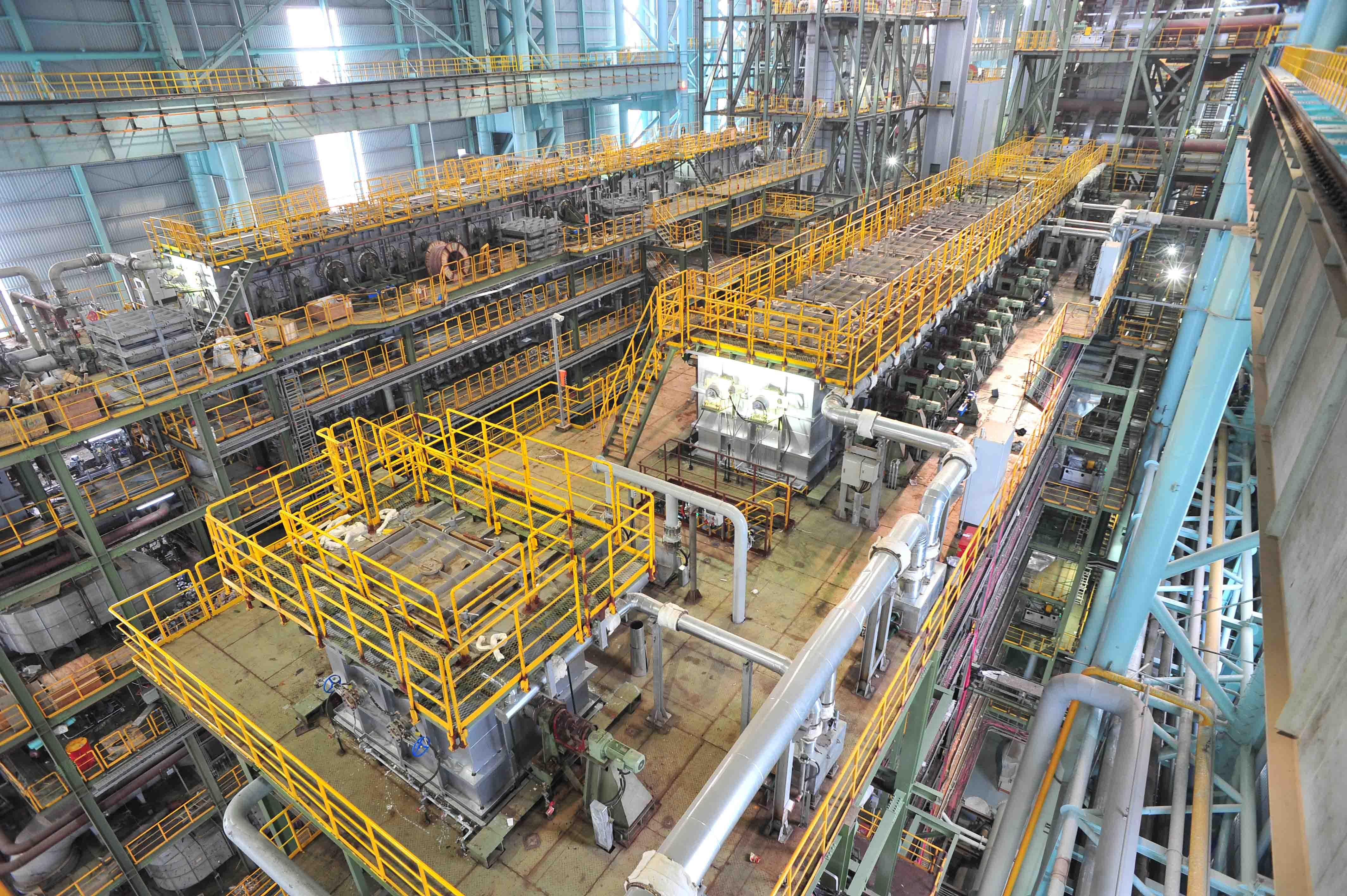 2015年 广东湛钢2030冷轧热镀锌机组工程