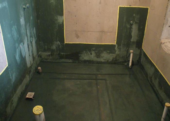 深圳裝修防水