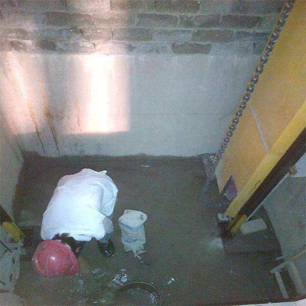 电梯井补漏