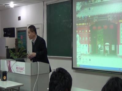 日本中京学院大学宣讲会