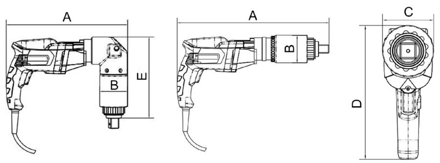 BVM系列--数控电动扭矩扳手