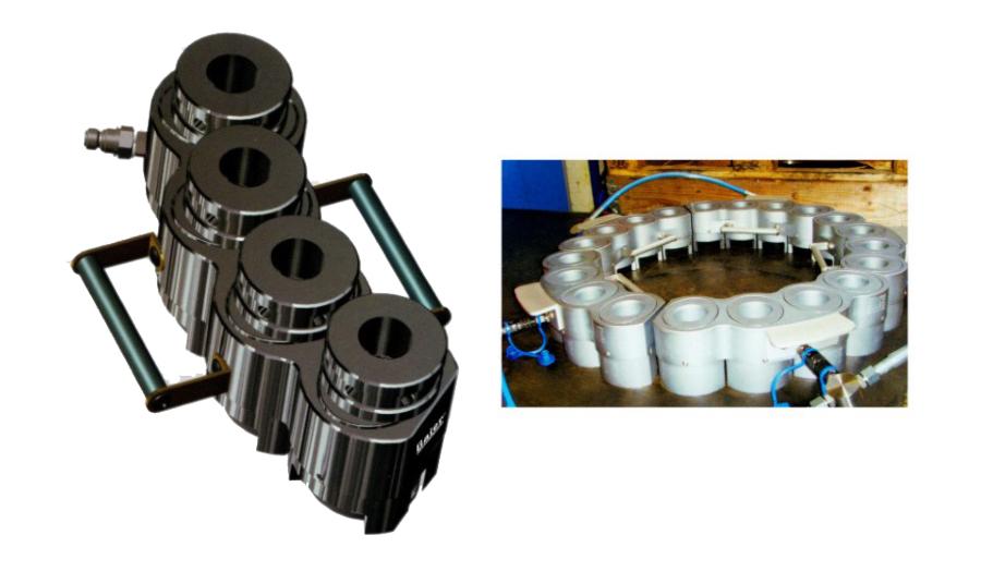 BTS系列--多螺栓同步拉伸器