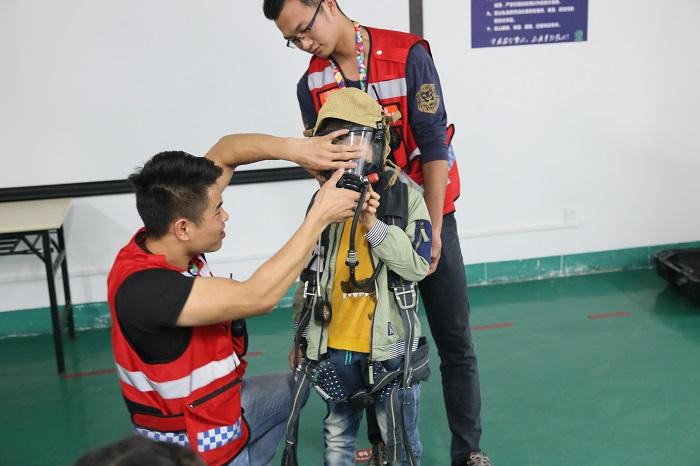 厂群共建,和谐共好 ——记社区居民走进华星体验环保消防