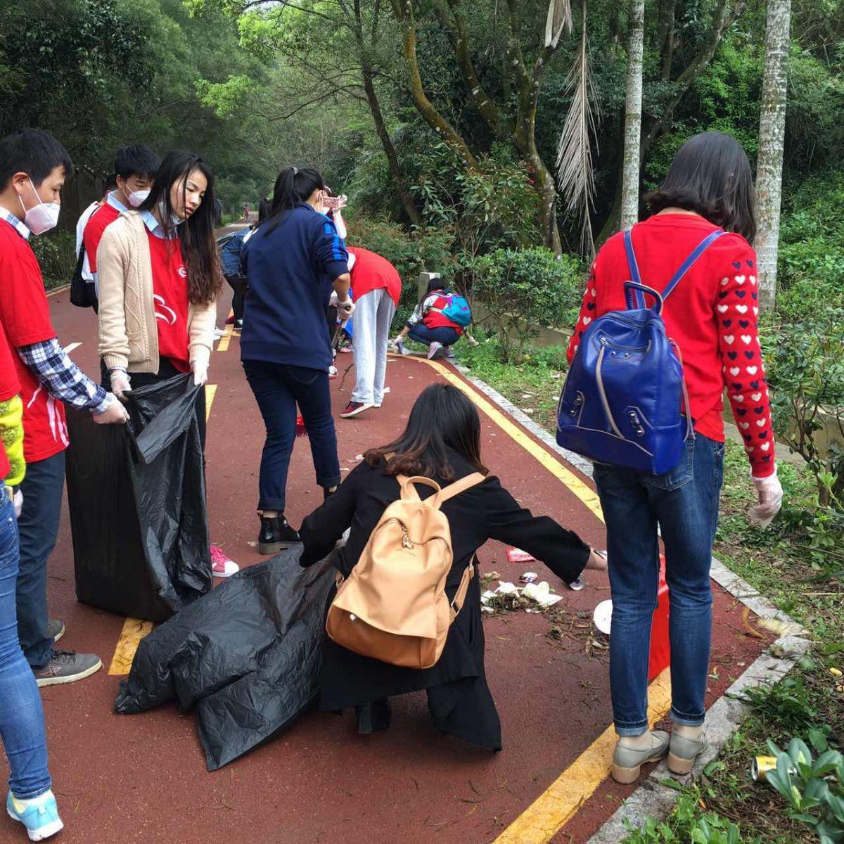 【志愿服务】野生动物保护活动