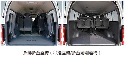 九龙商务车系列--A5