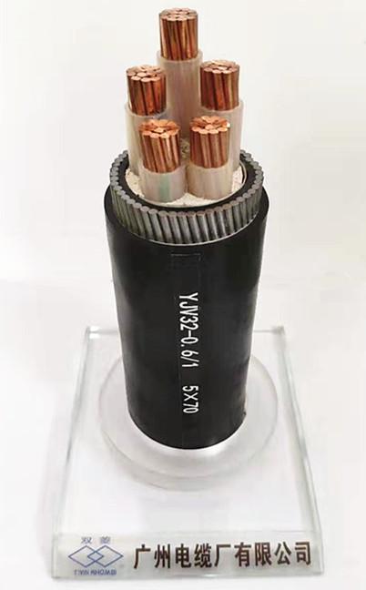 钢丝铠装电缆的特性