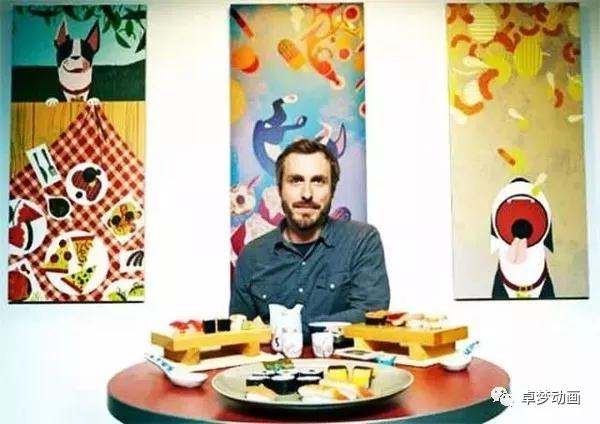 奥斯卡最佳动画短片《美味盛宴 》,你和成功只差一部动画的距离