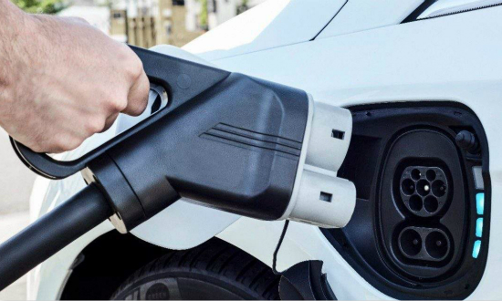 电动汽车充电耦合系统