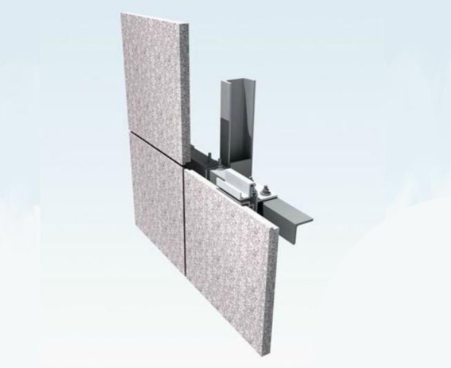 石材的干挂方法-【设易空间设计】