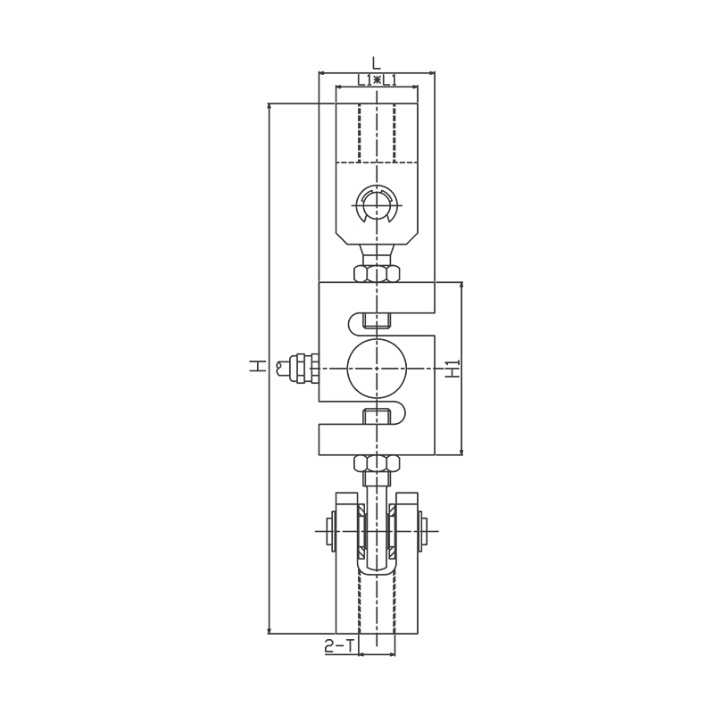 101m-S型传感器称重模块 (型号:101)