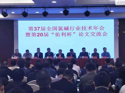 热烈祝贺第37届全国氯碱行业技术年会成功召开 董事长张健被聘为《氯碱工业》第八届编委会成员