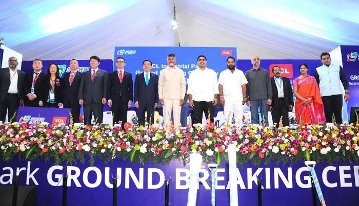 华星光电印度模组项目开工