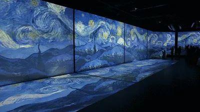 沉浸式VR/AR艺术展让美术馆融入生活