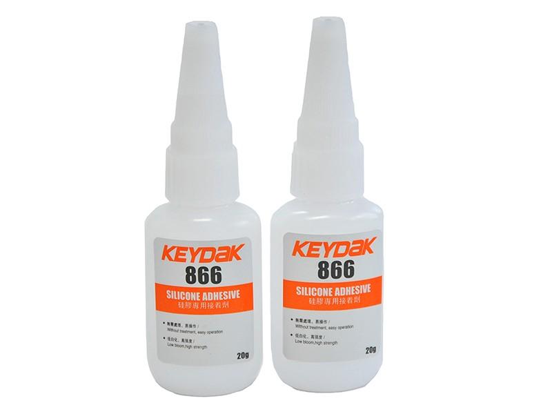 硅胶专用接着剂-866