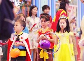 我之国潮万圣节,在摸索魔力七彩糖果的途中