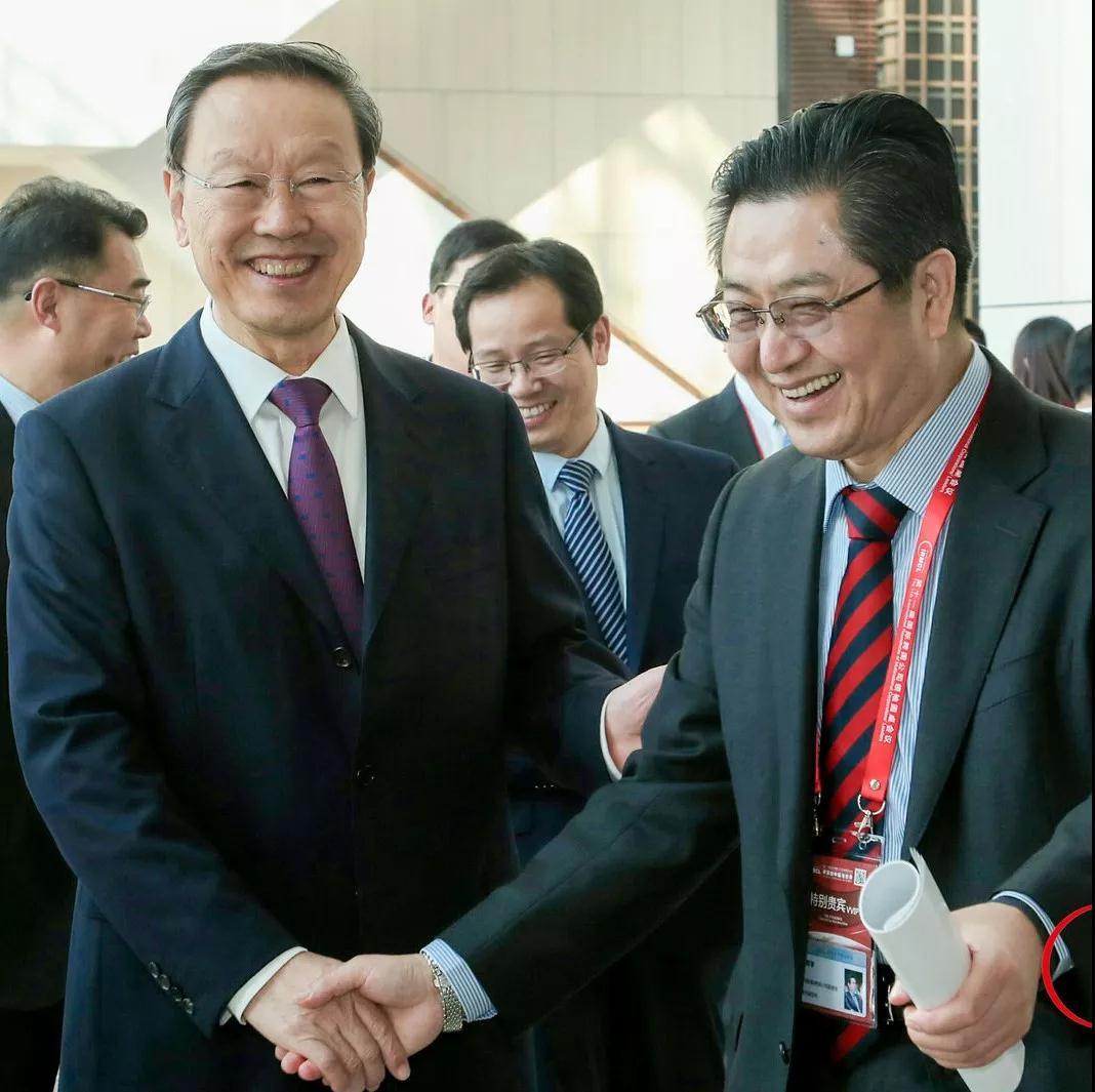 杜青林 | 构建开放型世界经济,把握合作共赢大势