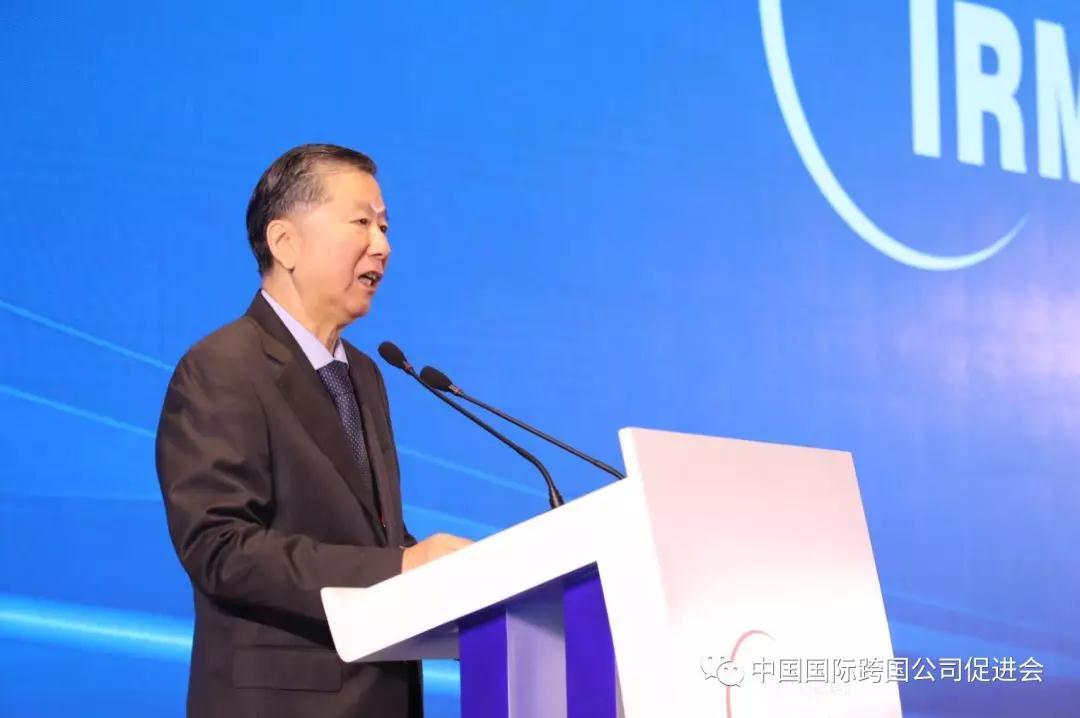 尚福林|坚持平等互利的原则,积极加快开放的进程
