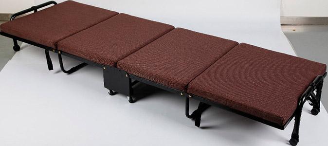 简约折叠床