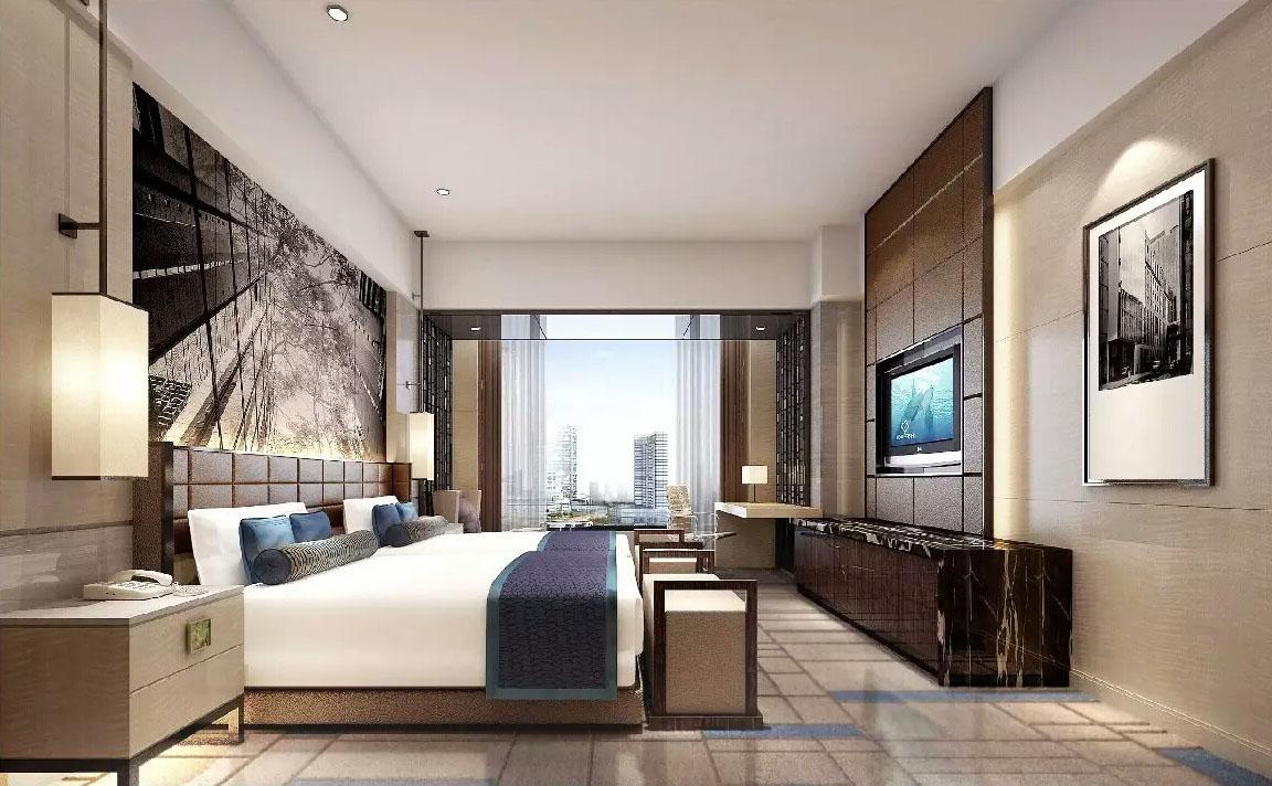 郑州酒店室内设计项目