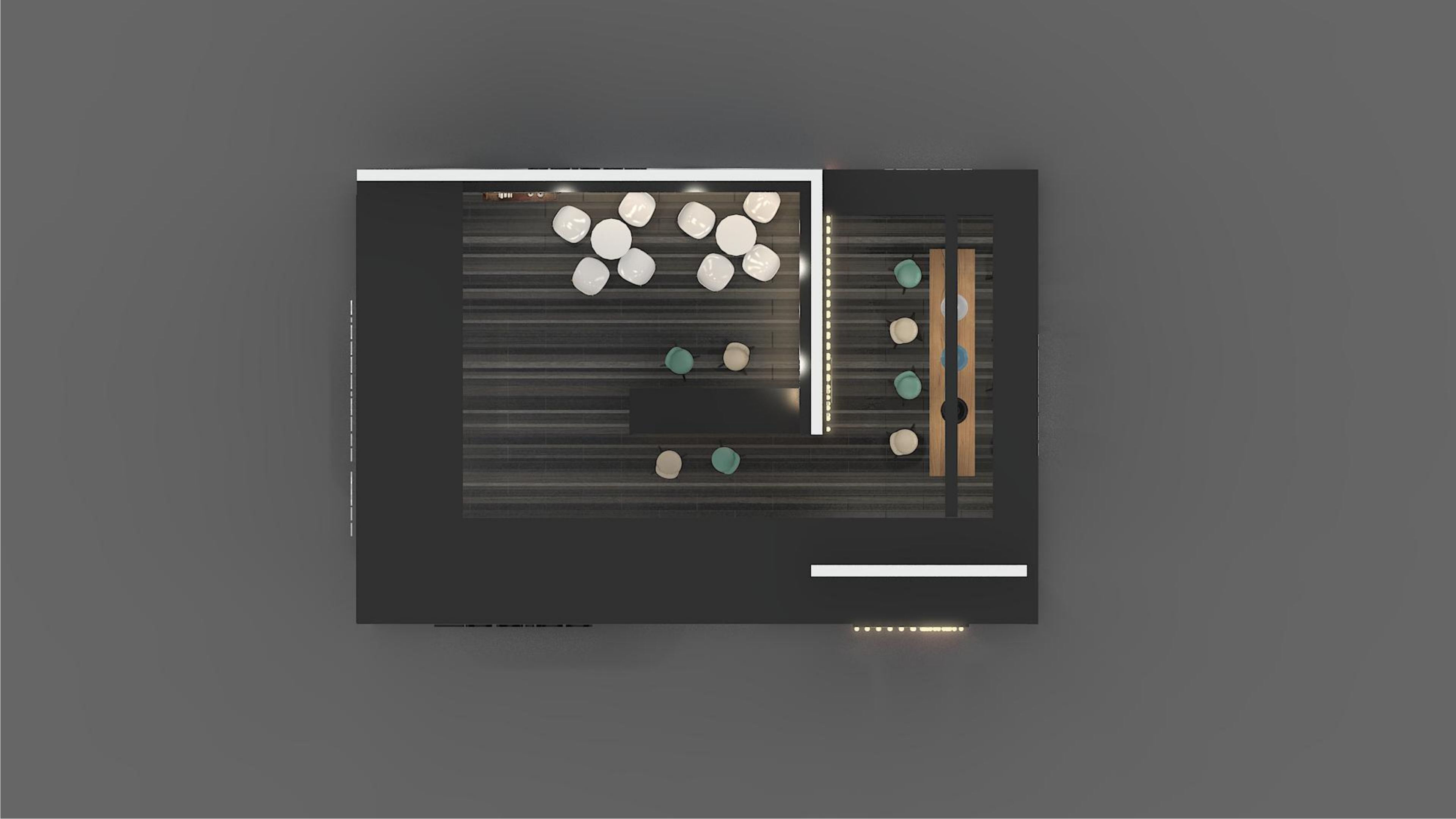 恒上上海电子烟展设计搭建