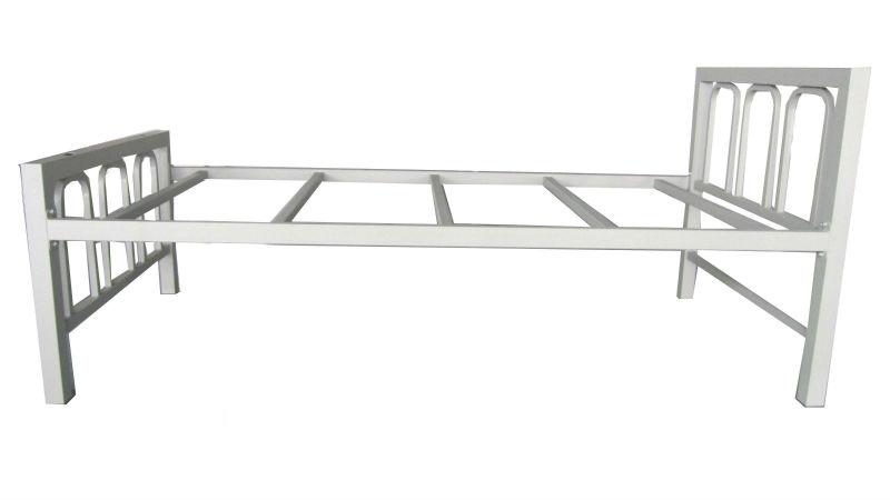 单人床-单层铁架床