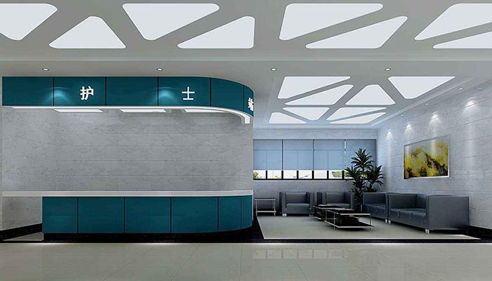 医院护士台