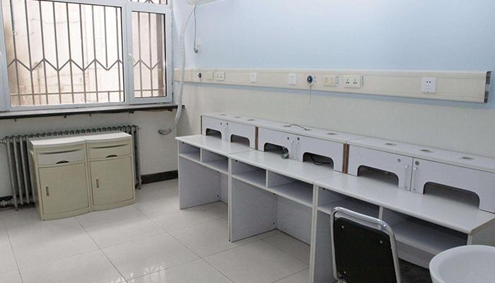 医院诊断室