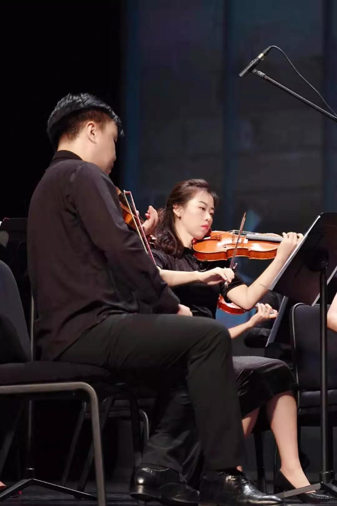 """她来了,带着小提琴芬兰""""彩色弦""""来了!"""