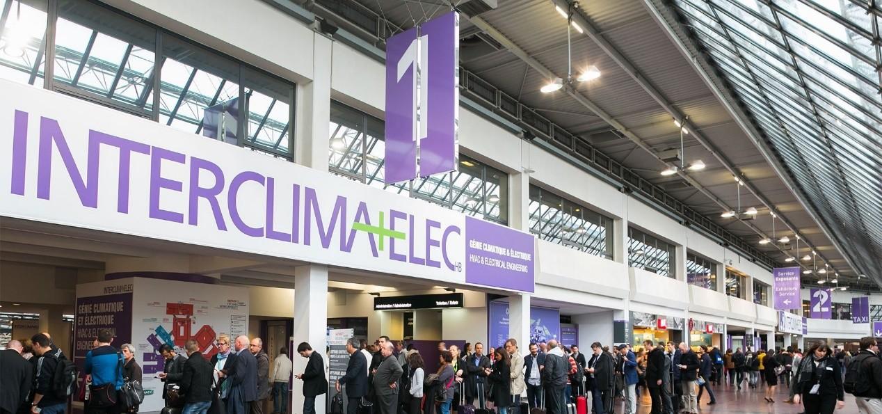 """响应石墨烯一带一路""""走出去""""战略,联盟携石墨烯电加热产品 亮相Interclima巴黎国际暖通展"""