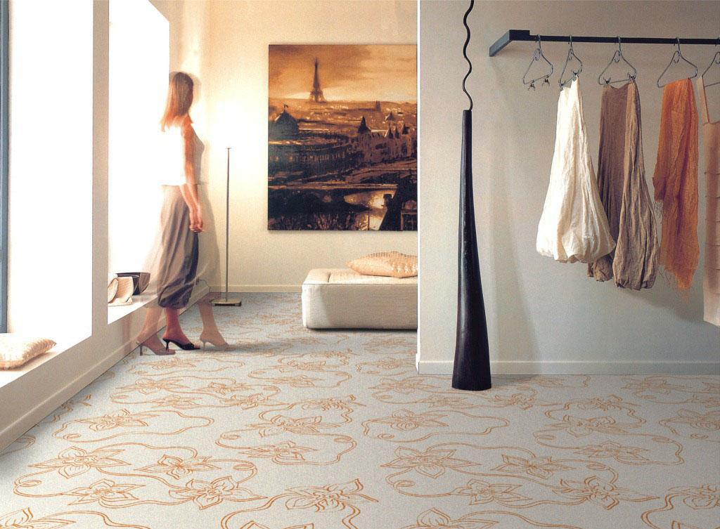 地毯按材质的分类