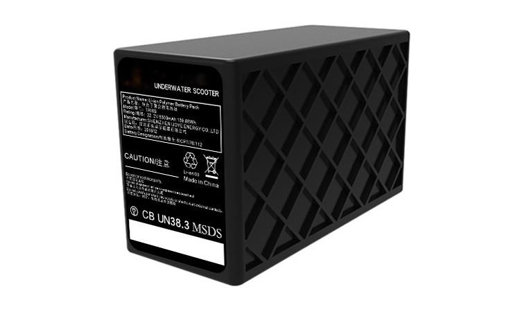 潜水推进器-泰鼎原装电池