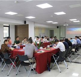 廣東省融資擔保業協會一行到中盈盛達考察交流