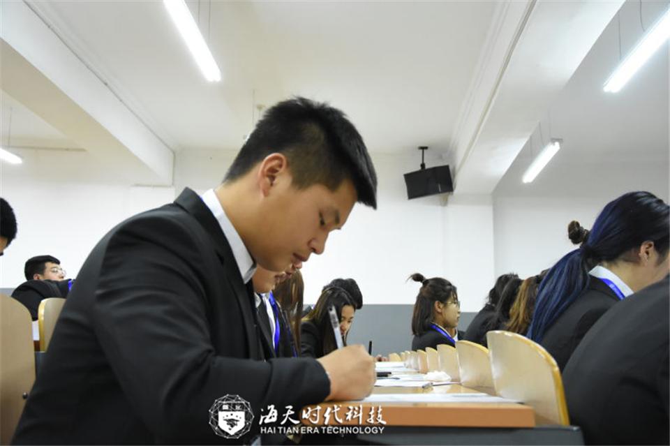 黑龙江农业职院建筑工程BB平台—ballbet班授牌仪式暨 就业协议签订仪式