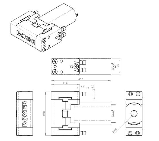 20KD系列隔膜泵