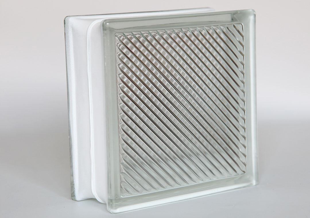 公装设计中常用到的玻璃砖是个什么东东-【设易空间设计】