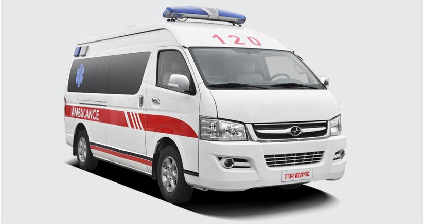 轉運型救護車